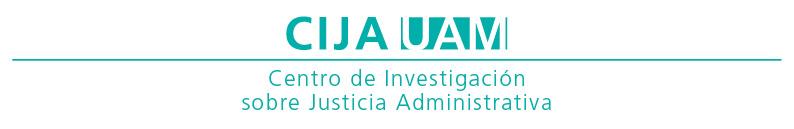 Centro de Investigación sobre Justicia Administrativa